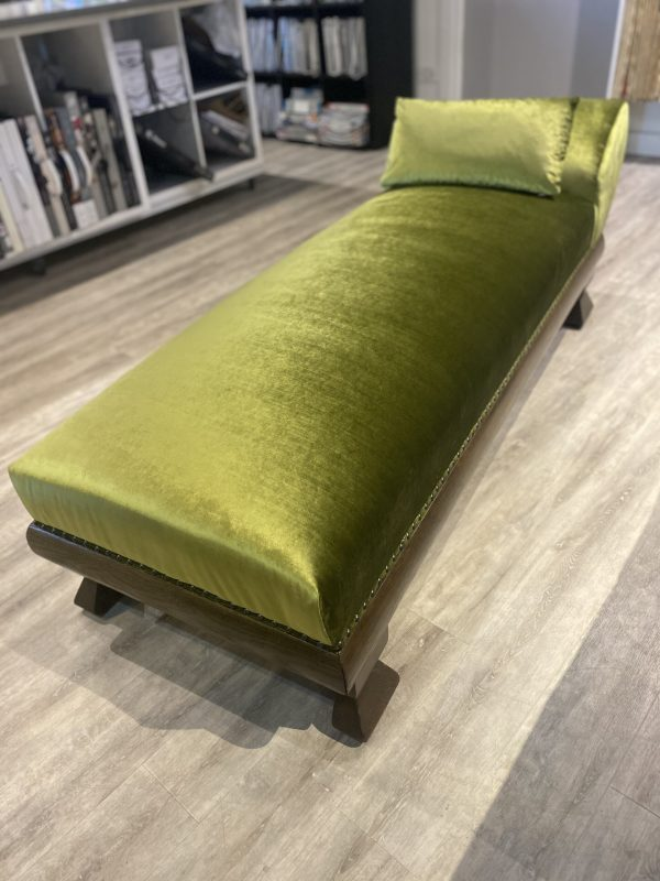 Green Chaise