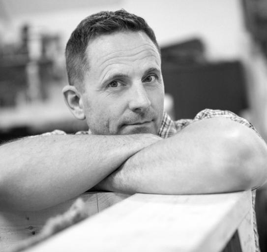 Kevin Wenzel Profile pic Office furniture designer
